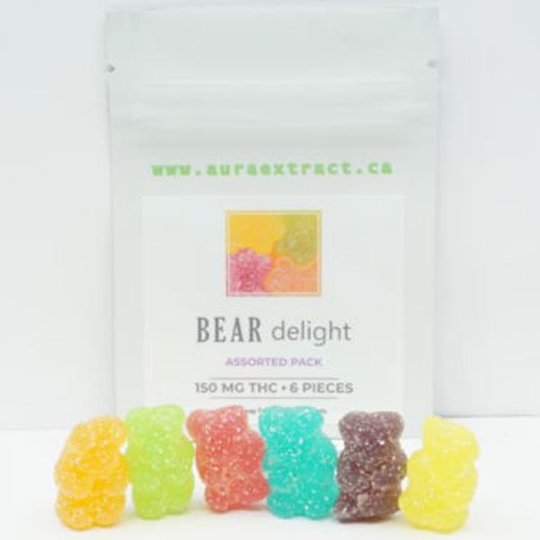Aura Gummy Bears