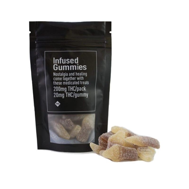 Infused Gummies - 200mg THC