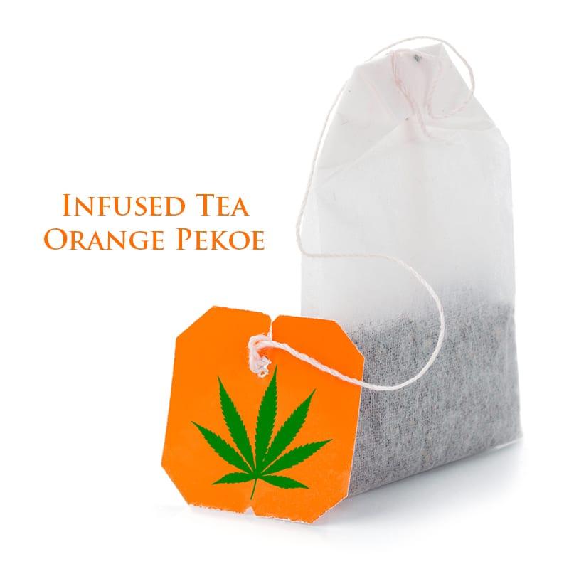 CBD Infused TEA - Orange Pekoe