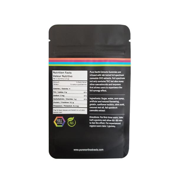PNE Full Spectrum Gummies - Variety Pack - 150mg THC