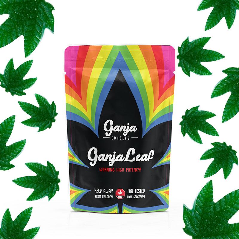 Ganja Leaf Gummies