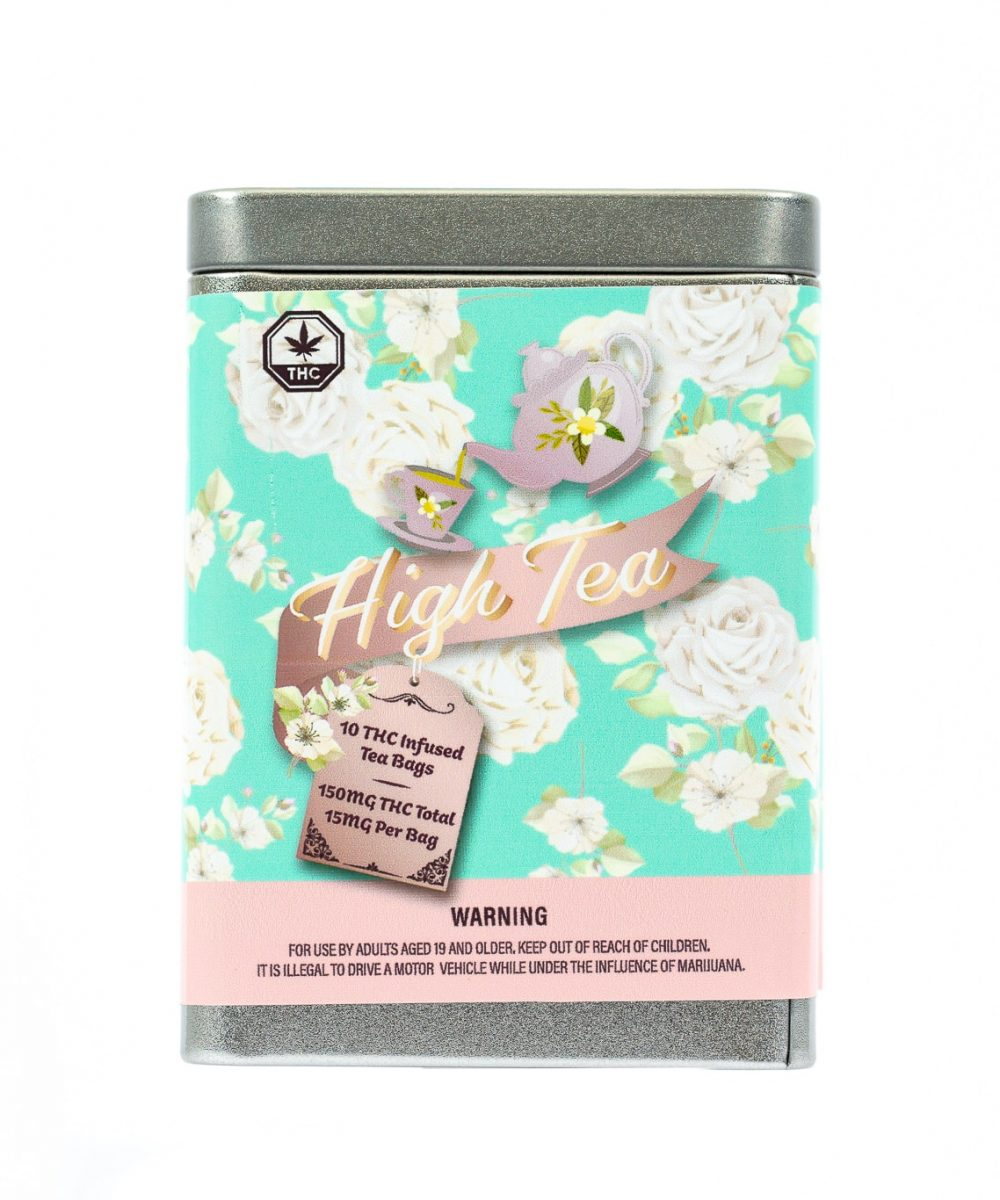High Tea - Cannabis Tea (15mg THC)
