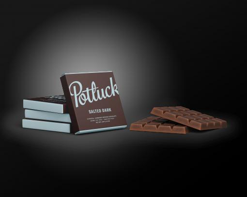 Potluck Chocolates - 300mg THC