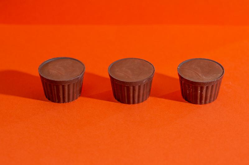 Ganja Edibles Peanut Butter Cup 3 x 40 (120mg THC)